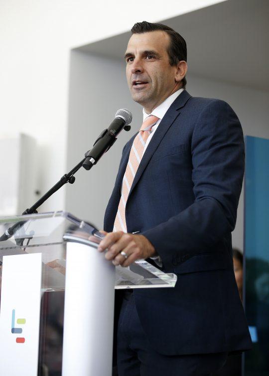San Jose Mayor Sam Liccardo / AP