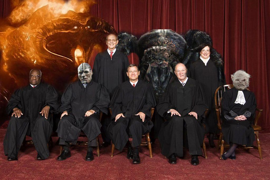Trump's Supreme Court