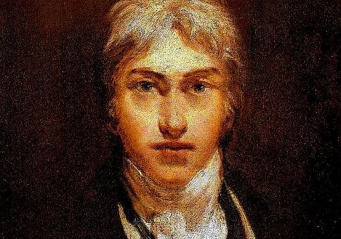 'Self-Portrait' by J.M.W. Turner (1799)