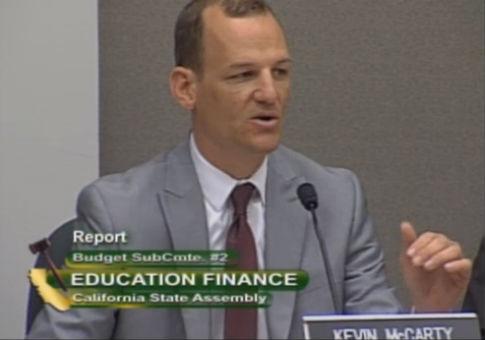 California Assemblyman Kevin McCarty / AP
