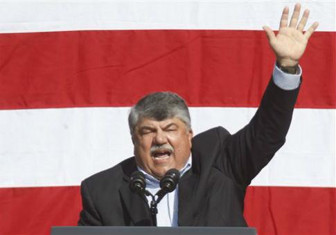 AFL-CIO President Richard Trumka / AP