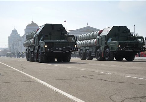 S-300 missile systems