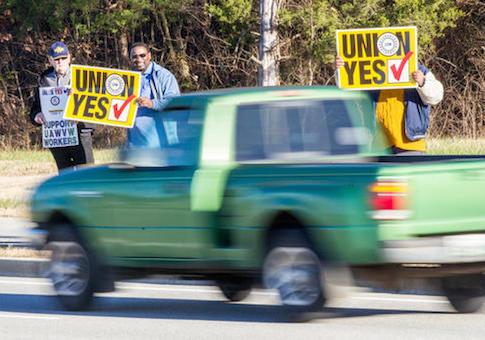 Union vote