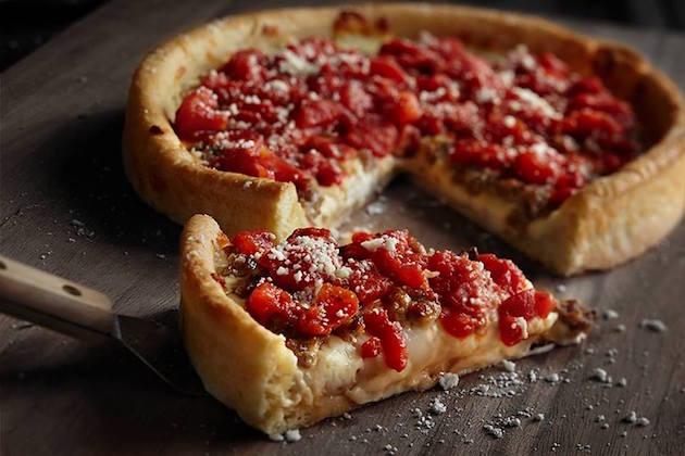 Uno Pizzeria & Grill Facebook page