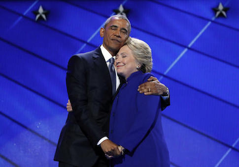 Barack Obama,Hillary Clinton