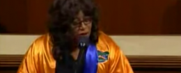 Corrine Brown (screenshot)