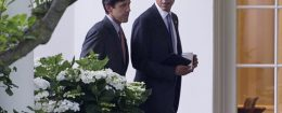 President Obama And David Simas - Washington