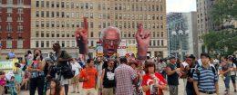 Bernie Sanders supporters / Stephen Gutowski