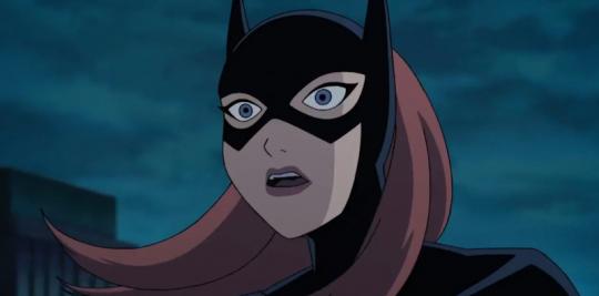 Killing Joke Batgirl