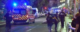 Nice terrorist attack / Sipa via AP