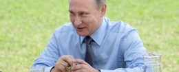 Russian President Vladimir Putin's working trip to Tver Region