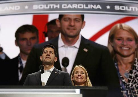 House Speaker Paul Ryan / AP