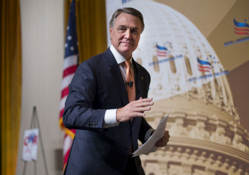 David Perdue: 'National Debt Surpassed $20 Trillion and No One in Washington Blinked'