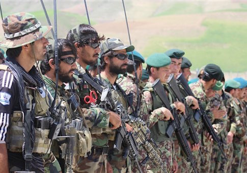 Afghanistan: Afghan National Army in Badakhshan