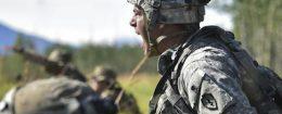 Alaska Military Exercise