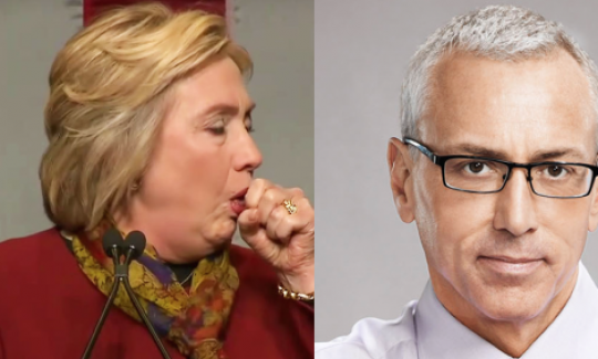 Clinton and Dr. Drew