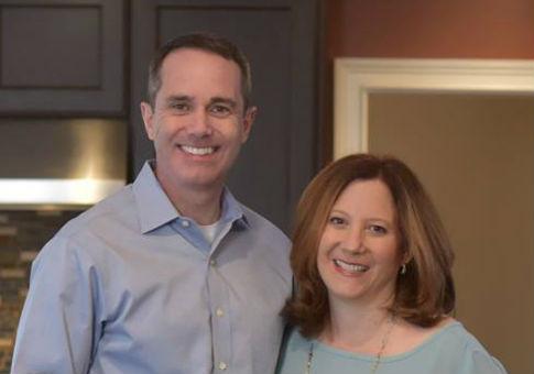 Steve Santarsiero and Ronni Fuchs