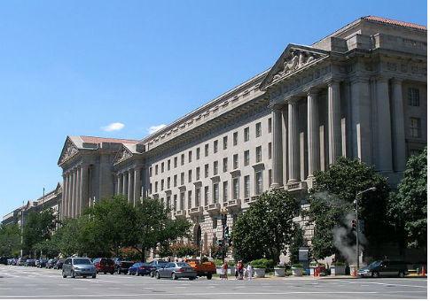 EPA headquarters in Washington, D.C. / Wikimedia Commons