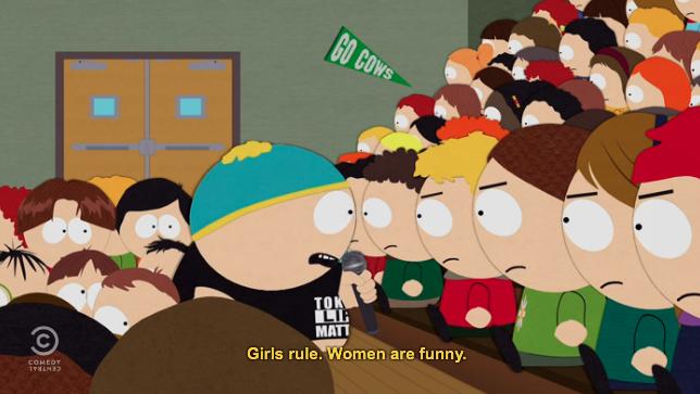 Cartman Bebe 2