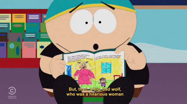 south park meme cartman