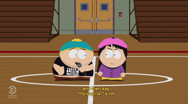 Cartman Wendy 3
