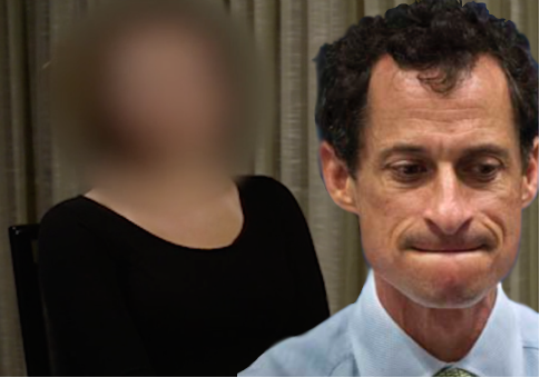 15-year-old girl Anthony Weiner had sexting relationship with in background