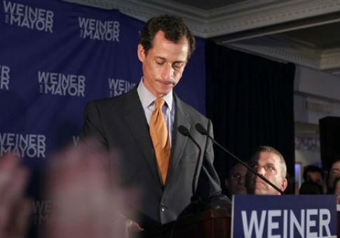 Anthony Weiner / AP