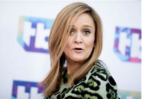 Samantha Bee / AP