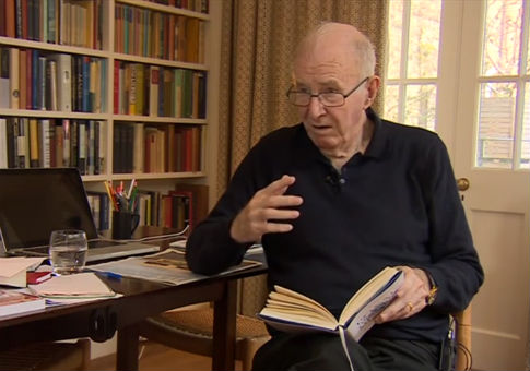 Clive James / Screengrab from BBC