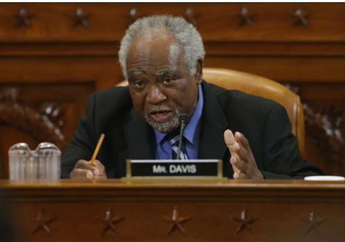 Rep. Danny K. Davis (D., Ill.) / AP