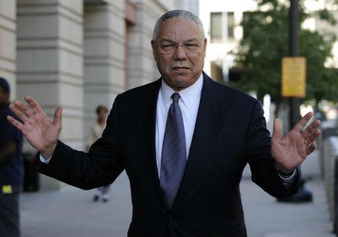 Colin Powell / AP