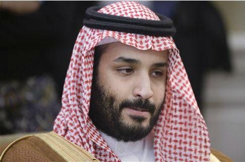 Saudi Arabia's Deputy Crown Prince and Defense Minister Muhammad bin Salman / AP