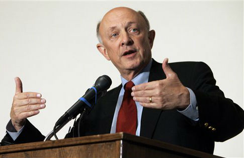Former CIA Director James Woolsey / AP