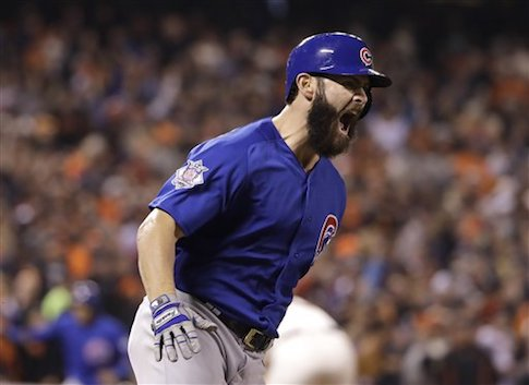 Accused PED user Jake Arrieta / AP