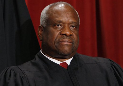 clarence thomas an american judge American radioworks is the national documentary unit of american public media clarence thomas (1948-) be not afraid american enterprise institute, washington prepared statement of judge clarence thomas to the senate judiciary committee, 11 october 1991 2.