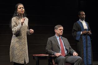 Mahira Kakkar, Michael Rogers, Tony Carlin / Credit: Ken Nahoum