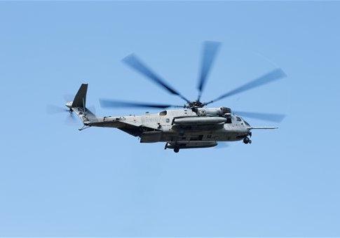 CH-53E Super Stallion / AP