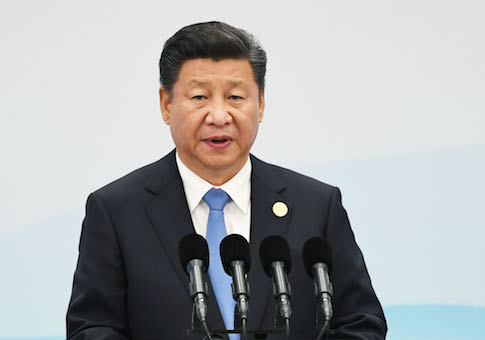 Chinese President Xi Jinping / AP