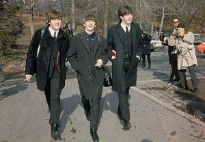Lennon McCartney Starr