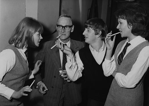 Beatles Ringo Starr 1964