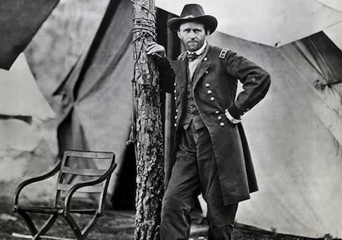 Grant at Cold Harbor