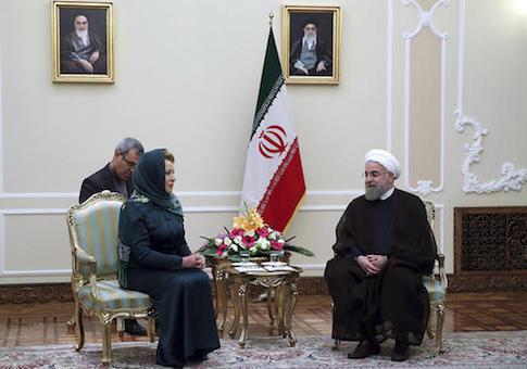 Mideast Iran Russia