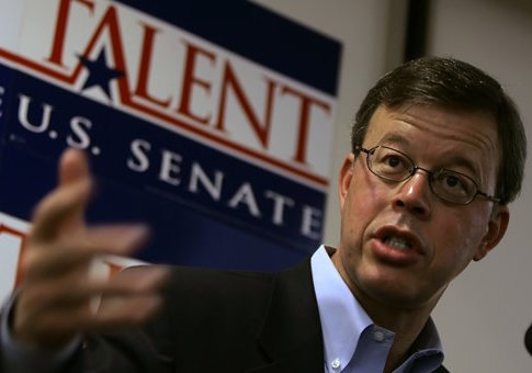 Sen. Jim Talent (R., Mo.) in 2006 / AP