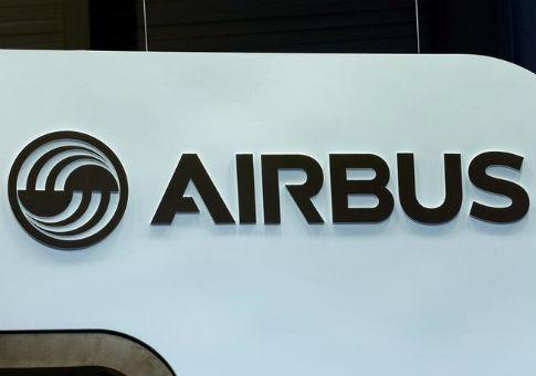 An Airbus logo / REUTERS