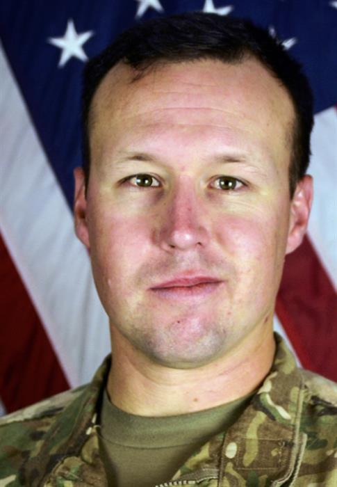 U.S. Army Sgt. John W. Perry of Stockton, Calif / AP