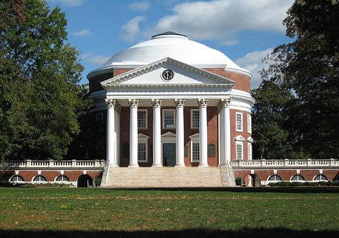 The Rotunda at the University of Virginia / Wikimedia Commons