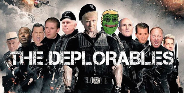 Feat. Roger Stone, Milo, and Pepe / Twitter