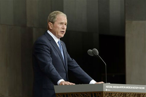 George W. Bush / AP