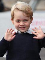Prince George / AP