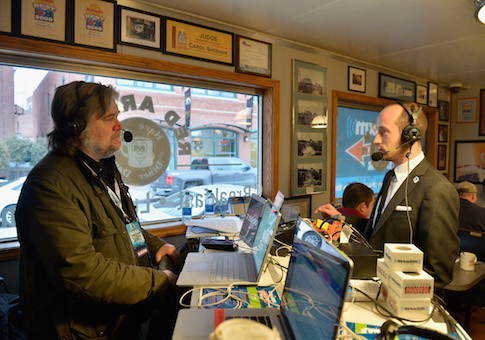 Steve Bannon interviews Stephen Miller